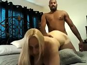 Massive bootie white milf nailed by big black cock