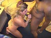 Black bull for ass fucking slut wife ginger