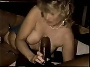 My new client has a monster black boner for me to suck interracial porn